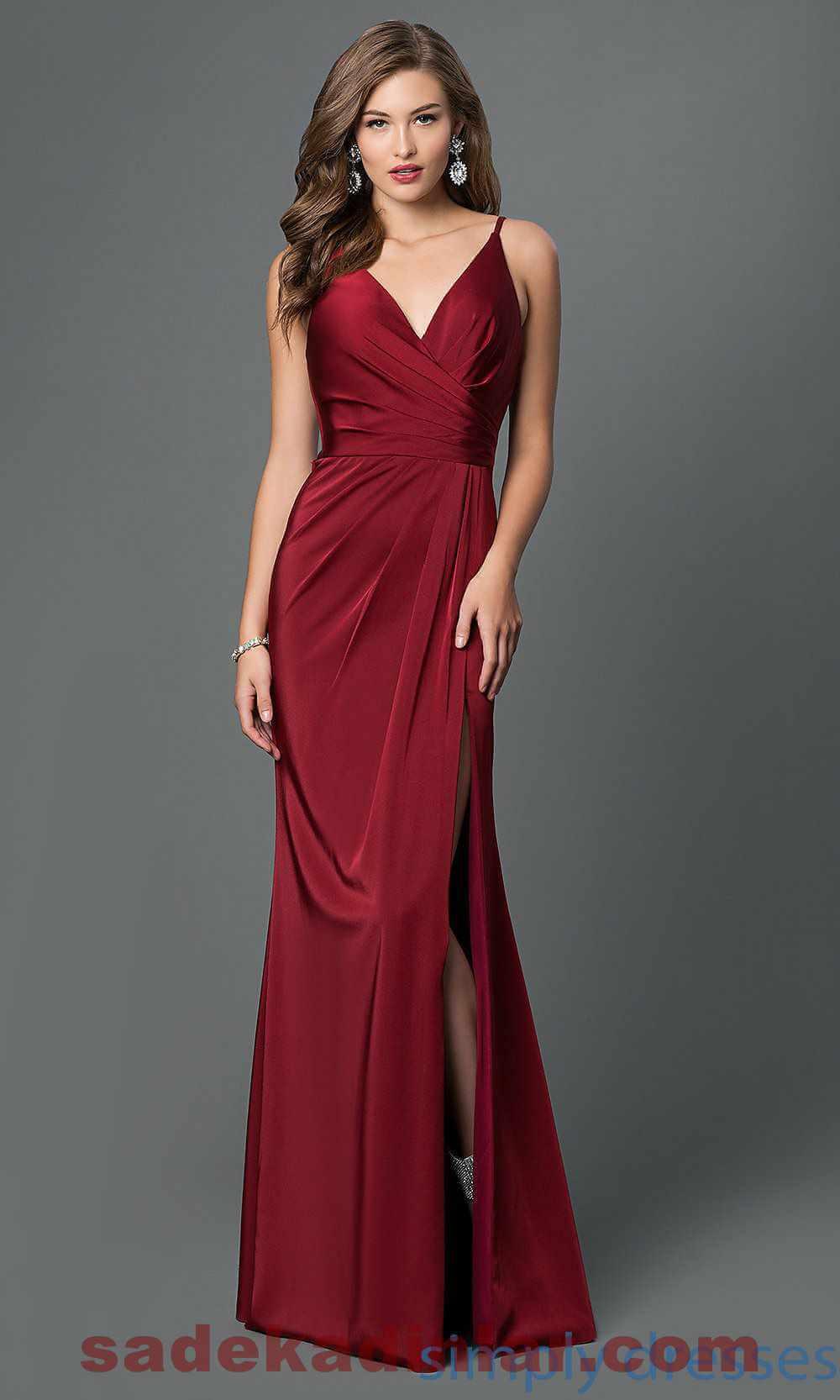 Gece-Elbiseleri-2018-2019-Abiye-Modelleri-Saten-V-Yaka (1)