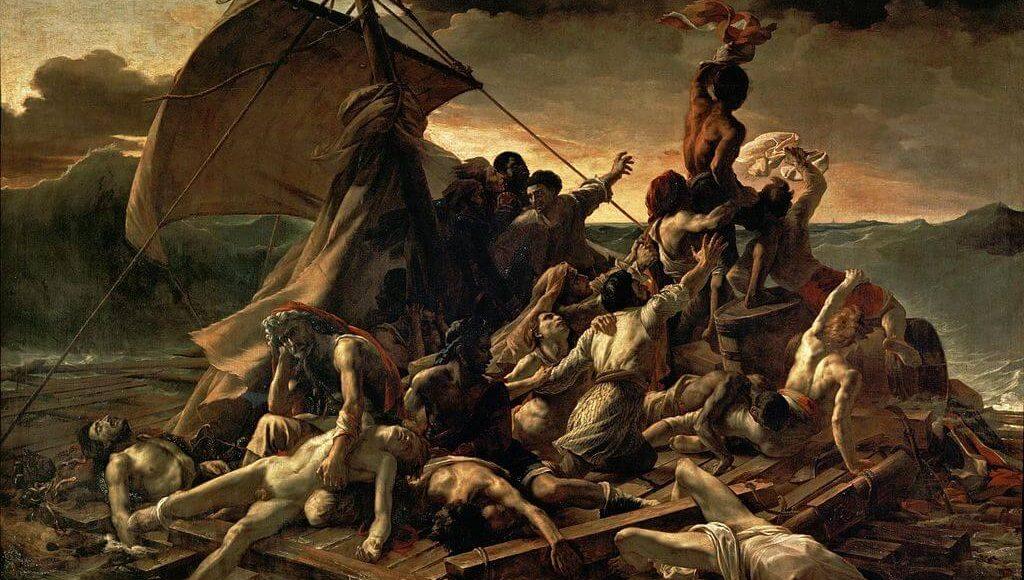 Gericault-Raft of the Medusa-1818-19 (1)