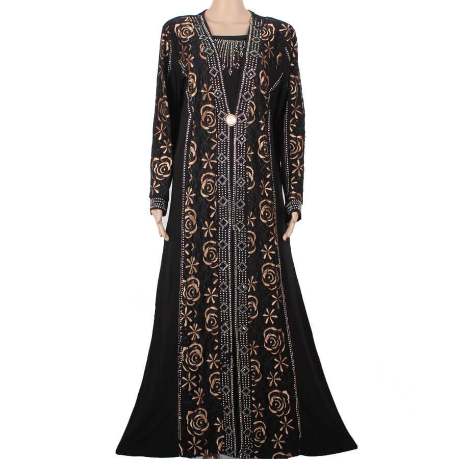 New-Women-Muslim-Abaya-Islamic-Clothing-For-Women-High-Quality-Lace-Beading-Design-Abaya-Dubai-Kafatn (1)